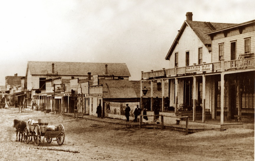 Dodge City. Źródło; boothill com
